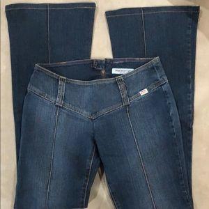 Miss Sixty Blue Denim Jeans. Size 8